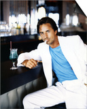 Don Johnson - Miami Vice Print