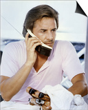 Don Johnson - Miami Vice Prints