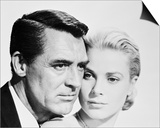 Cary Grant & Grace Kelly Posters
