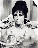 Elizabeth Taylor - Cleopatra Art