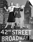 Babes on Broadway Posters
