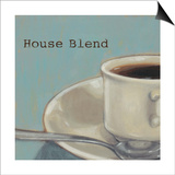 Fresh House Blend Posters by Norman Wyatt Jr.