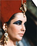Elizabeth Taylor - Cleopatra Print