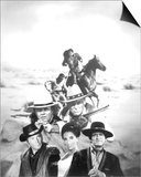 The High Chaparral Print