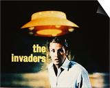 Roy Thinnes, The Invaders Poster