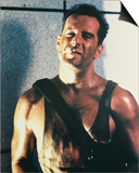 Bruce Willis - Die Hard Prints