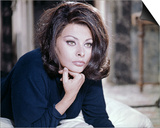 Sophia Loren, Operation Crossbow (1965) Print