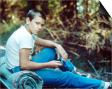 River Phoenix, Stand by Me (1986) Prints