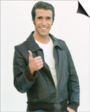 Henry Winkler, Happy Days Art