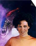 Sigourney Weaver - Aliens Posters