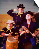 F Troop Art
