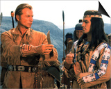 Lex Barker, winnetou the warrior (1946) Art