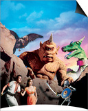 The 7th Voyage of Sinbad (1958) Prints