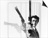 Clint Eastwood - Magnum Force Poster