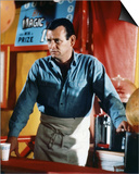 David Janssen - The Fugitive Prints