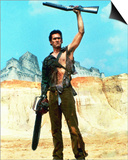 Bruce Campbell - Army of Darkness Prints