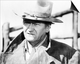 John Wayne - The Cowboys Prints