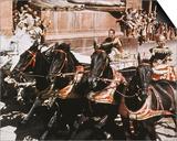Charlton Heston - Ben-Hur Print