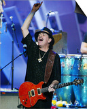 Carlos Santana Prints
