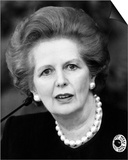 Margaret Thatcher Prints