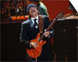 Carlos Santana Print