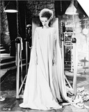 Elsa Lanchester - Bride of Frankenstein Prints