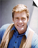 Doug McClure - The Virginian Poster