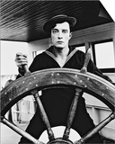 Buster Keaton Print