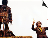Christopher Lee, The Wicker Man (1973) Art