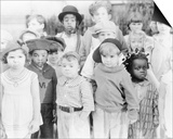 The Little Rascals (1955) Print