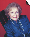 Betty White Prints