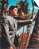 Jack Lord, Hawaii Five-O Prints