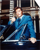 Jack Lord, Hawaii Five-O Print