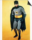 Adam West - Batman Art