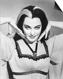Yvonne De Carlo - The Munsters Print