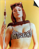Claudine Auger Poster