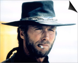 Clint Eastwood, High Plains Drifter (1973) Prints