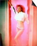 Kelly LeBrock, Weird Science (1985) Print