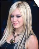 Hilary Duff Print