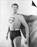 George Reeves, Adventures of Superman (1952) Prints
