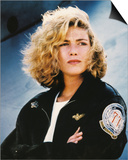 Kelly McGillis, Top Gun (1986) Poster