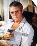 Steve McQueen, The Getaway (1972) Posters