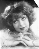 Clara Bow Print
