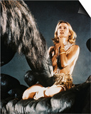 Jessica Lange, King Kong (1976) Prints