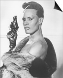 Grace Jones, A View to a Kill (1985) Art