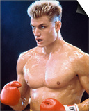 Dolph Lundgren - Rocky IV Posters