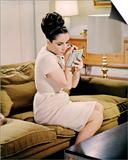 Elizabeth Taylor, The V.I.P.s (1963) Posters