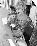 Goldie Hawn Print