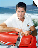 David Hasselhoff - Baywatch Posters