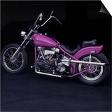 1948 Harley-Davidson, Panhead Prints